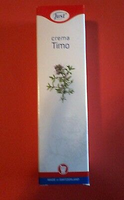 crema timo just da 100 ml