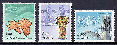 ALAND 1986 stamps Historic Designs Antiquities um (NH) mint