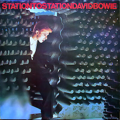 David Bowie – Station To Station [VERY RARE Japanese Colour Copy of Mock Proof]