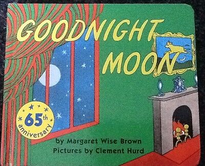 Goodnight Moon By Margaret Wise Brown (Brand New)