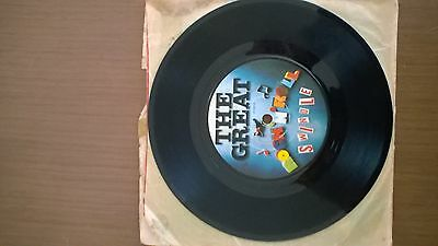 Vinyl, Sex pistols, 45 The great Rock and Roll Swindle