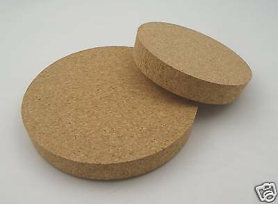 Tapered Cork Bung Top Lid Jar 155mm dia size 46N