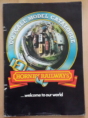 5 Hornby Catalogues