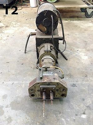Dumore 22010 Automatic Drilling Unit w/ 210475 Multi-Spindle 3/4HP 2725/1425RPM