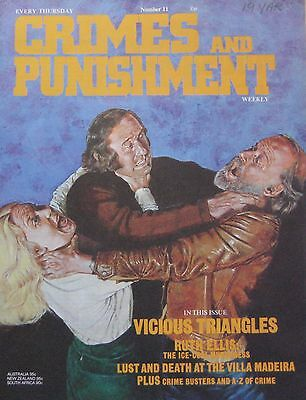 Crimes and Punishment magazine Issue 11 - Vicious Triangles, Ruth Ellis