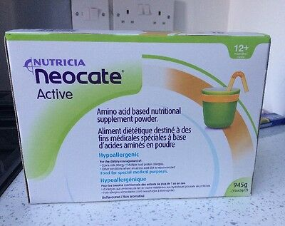 Nutricia Neocate Active, Amino acid supplement powder. (only one sachet)