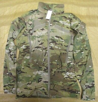 New Genuine Us Army Multicam Level 4 Wind Jacket. Extra Small-Regular. Crye.