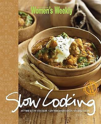 Slow Cooking by The Australian Women's Weekly (Hardback, 2011)