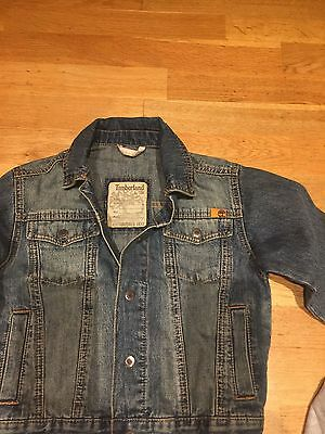 Timberland Boys Jean Jacket Age 8 Years