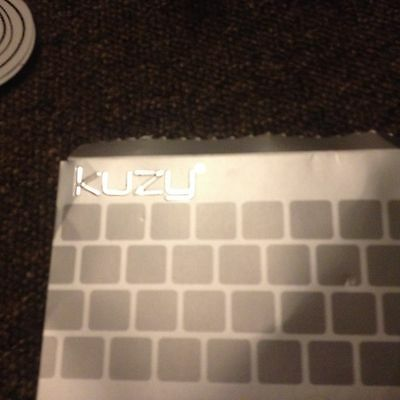 KUZY Pink Silicone Keyboard Cover/protector