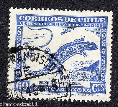 1948 Chile 60c Cent Publication Chilean Flora and Fauna SG 381 FINE USED R17316