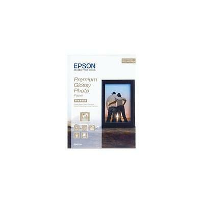 S042153 Epson Photo Paper Premium Glossy 255gsm 100x150mm [40 Sheets]
