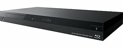 New Sony BDP-S7200 4K 3D Smart Blu-ray Player Built-in Wifi Ultra HD Upscaling