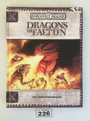 Dungeons & Dragons Forgotten Realms Dragons Of Faerun Campaign Hardback