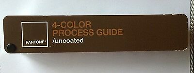 Pantone 4-Color Process GUIDE /  Uncoated