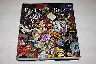 ROLLING with the STONES by Bill Wyman Hardcover Book