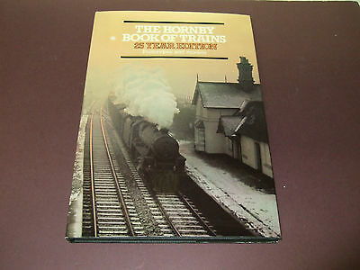 Hornby Book Of Trains 25 Years Edition New