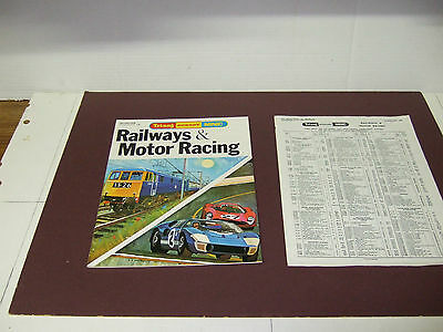 Tri-Ang Hornby Minic 14Th Edition Catalogue New