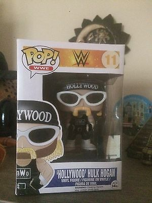 Funko Pop Hulk Hogan Hollywood Limited Edition