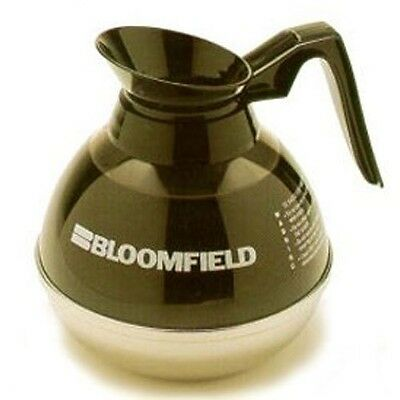 BLOOMFIELD, DECANTER COFFEE 10 12 CUP 1-3 COUNT, Manufacturer Part Number: REG88