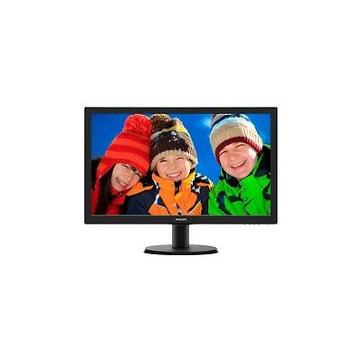 Philips Monitor Led 24 5Ms 250Cd/m2 Hdmi Multimediale Black