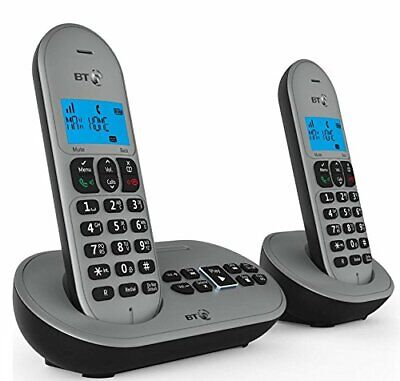 New Swissvoice ePure V2 Single Black Cordless Modern Home Phone & Answer Machine