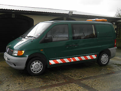 Mercedes Vito 110CDI Van with 5 Seats - Spares Repairs with MOT - MAKE OFFER