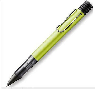 Lamy Al Star Limited Edition  Charged Green Ballpoint  Pen L252 New In Box