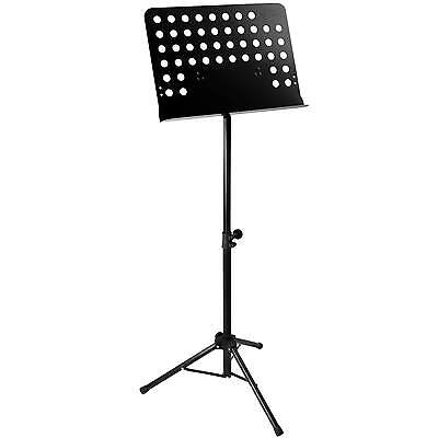 Tiger Orchestral Sheet Music Stand with Height and Angle Adjustment  -