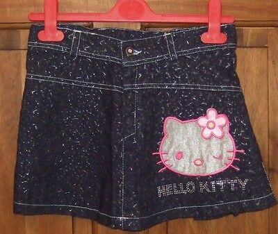 Girls Pretty Sparkly HELLO KITTY Skirt by Hello Kitty Size 128 cm / 7-8 yrs
