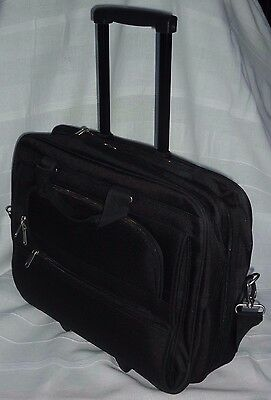 High Quality Executive Wheeled Laptop Case Cabin Document Bag