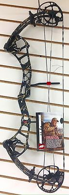 New 2017 Pse Brute Force Lite Bow 60-70# Skullworks 2 Camo Bruteforce