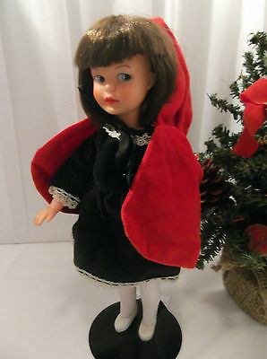 Vintage Pedigree Sindy Little Sister Auburn Mini Patch in Birthday Party Xmas!