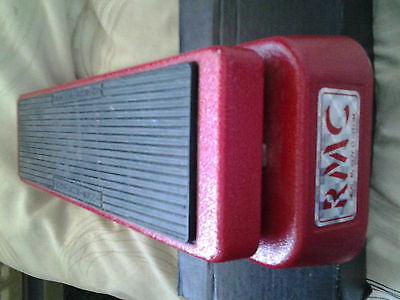 Real McCoy delux Wah Pedal
