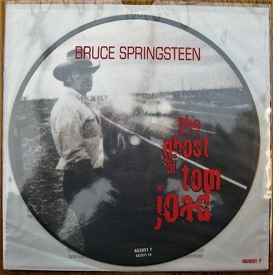Bruce Springsteen - The Ghost of Tom Joad - 1996 UK Picture Disc
