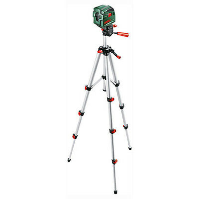 Bosch PCL 10 Self Levelling Cross Line Laser Level + Tripod