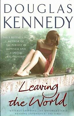 Leaving the World by Douglas Kennedy Paperback Book (English)