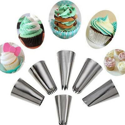 Nozzle Set Cake Decorating and Silicone Icing Piping Cream Pastry Bag