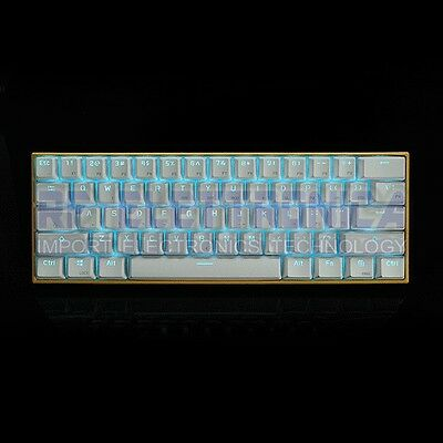 [APP Control] Anne PRO Blue/Red/Brown Switch RGB Wireless Bluetooth Mechanical G