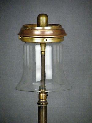Pyrex Heat Proof Glass Shade Fits Tilley Hanging and Table Lamps
