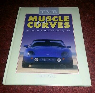Muscle and Curves TVR 1975-1994 Taimar Tasmin Griffith Chimaera Tuscan 350i SEAC