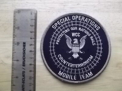US Special Operations Counterterrorism Mobile Team