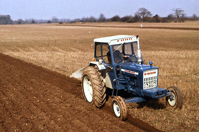 Ford 5000 Tractor Colour Photographs