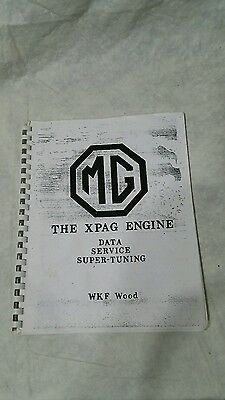 MG The XPAG Engine Data Service Super Tuning