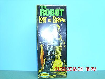 robot lost in space