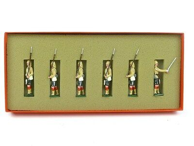 Tradition Toy Soldiers Set 14 Highland Infantry Sudan 1898