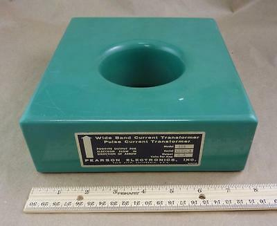 PEARSON Model 351 Wide Band / Pulse Current Transformer CEMC 510-9009
