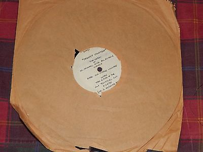 78RPM Band of the 2nd Tactical Air Force RAF Wunsdorf **Beyond rare**