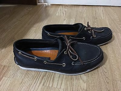 TIMBERLAND Men's DECK/ BOAT SHOES SIze 10