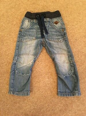 Boys Next Blue Jeans Size 3 Years